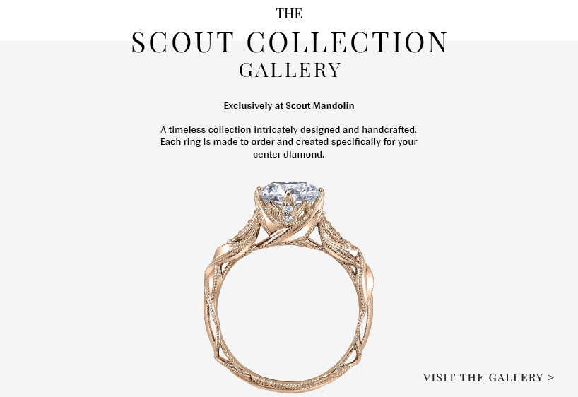 Discover the Scout Collection on Scout Mandolin